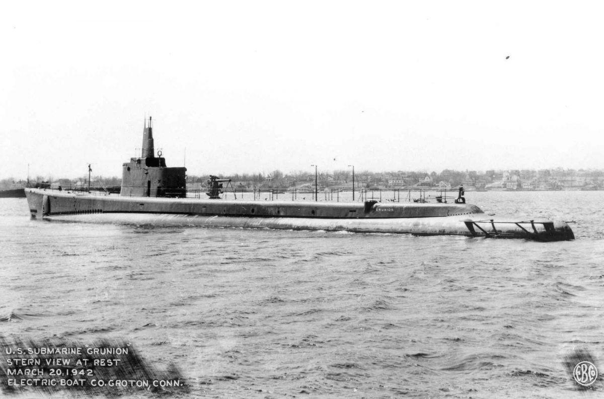 Представлена 3D-реконструкция американской подводной лодки, лежавшей на дне со времен Второй мировой