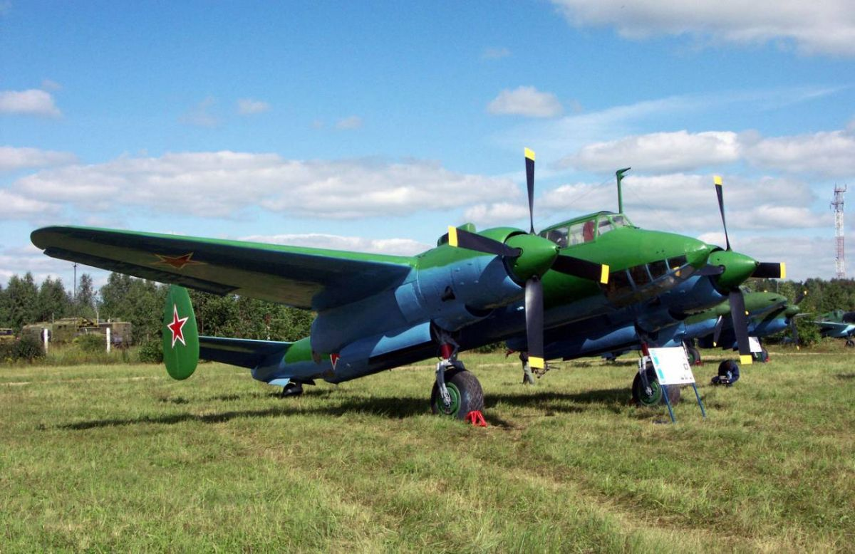 В России впервые в мире восстановят до летного состояния лучший советский бомбардировщик Второй мировой войны