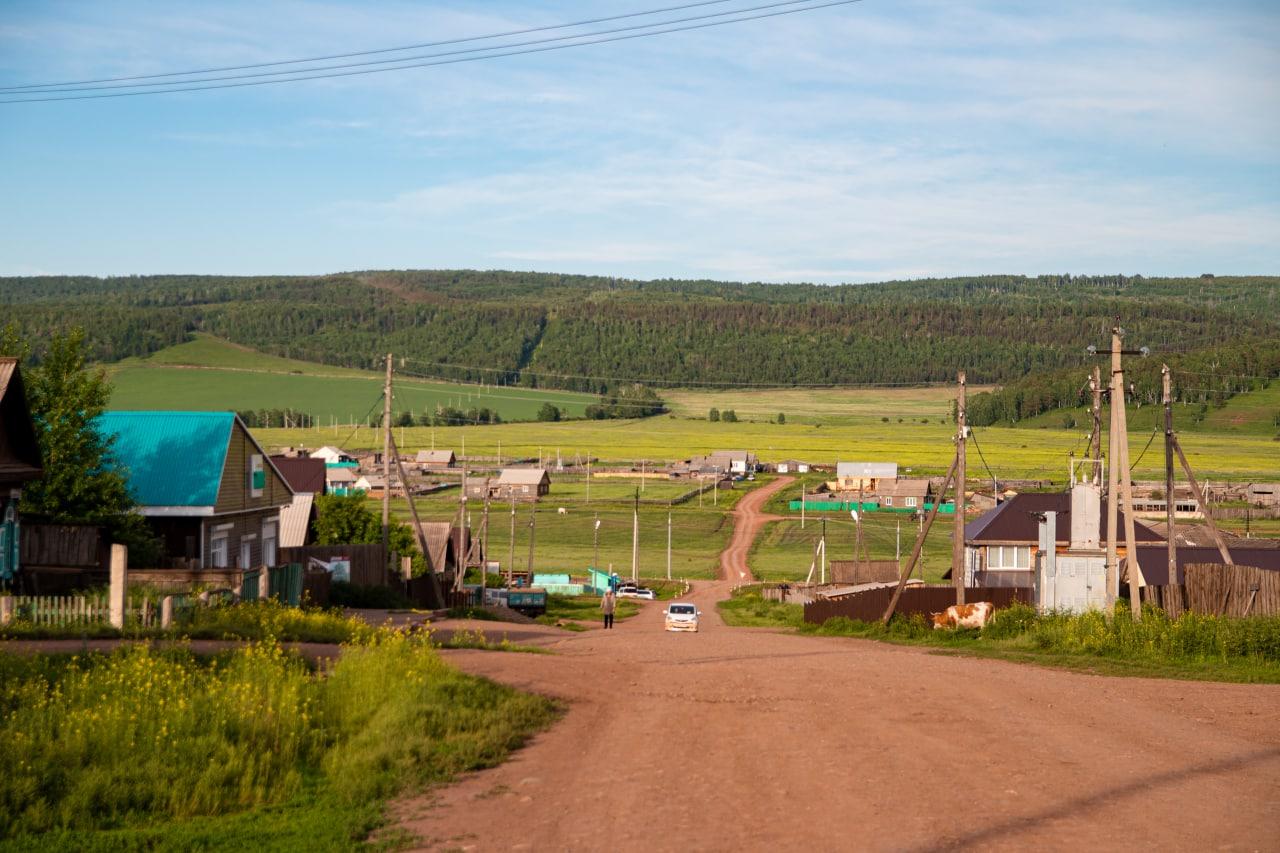 Богатство сёл и деревень бурят Янгутского рода