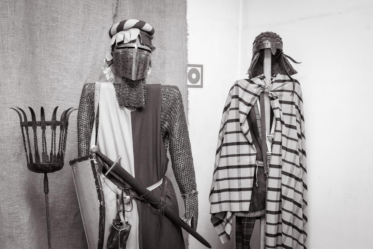 Оружие: от средневековья до современности